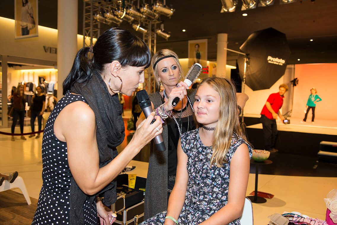 emotion-company-Referenz-Kids Shooting Star mit Anita Buri