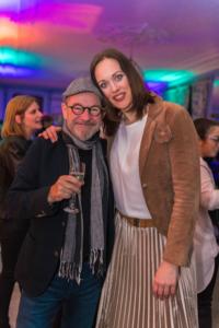 Star Fotograf. Giorgie Balmelli mit Tanja Gutmann-emotion-company