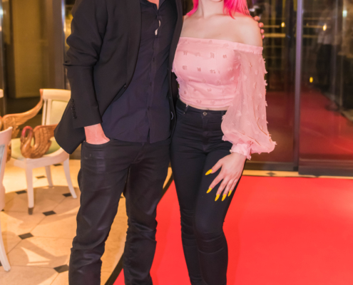Thilo Larsson (SzenenFotograf) mit Raffaela Zoll-emotion-company