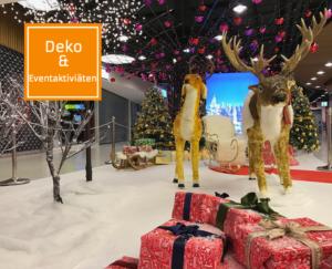 Event-Dekorationen-Messe-Dekorationen-Mit Event-Aktivtäten-Schweiz-Shopping-Center-Weihnachten-Ostern-Herbst_emotin-Company-Eventagentur